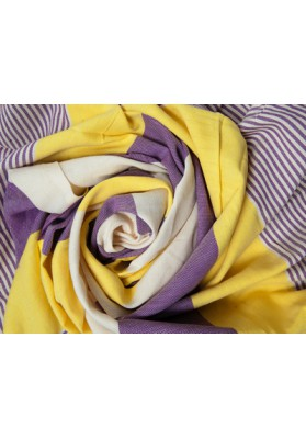 Hammam Stripe Yellow