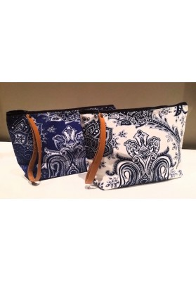 Make- up bag/ clutch